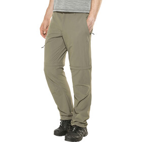 High Colorado Chur 3 Zip-Off Trekking Trousers Men, khaki